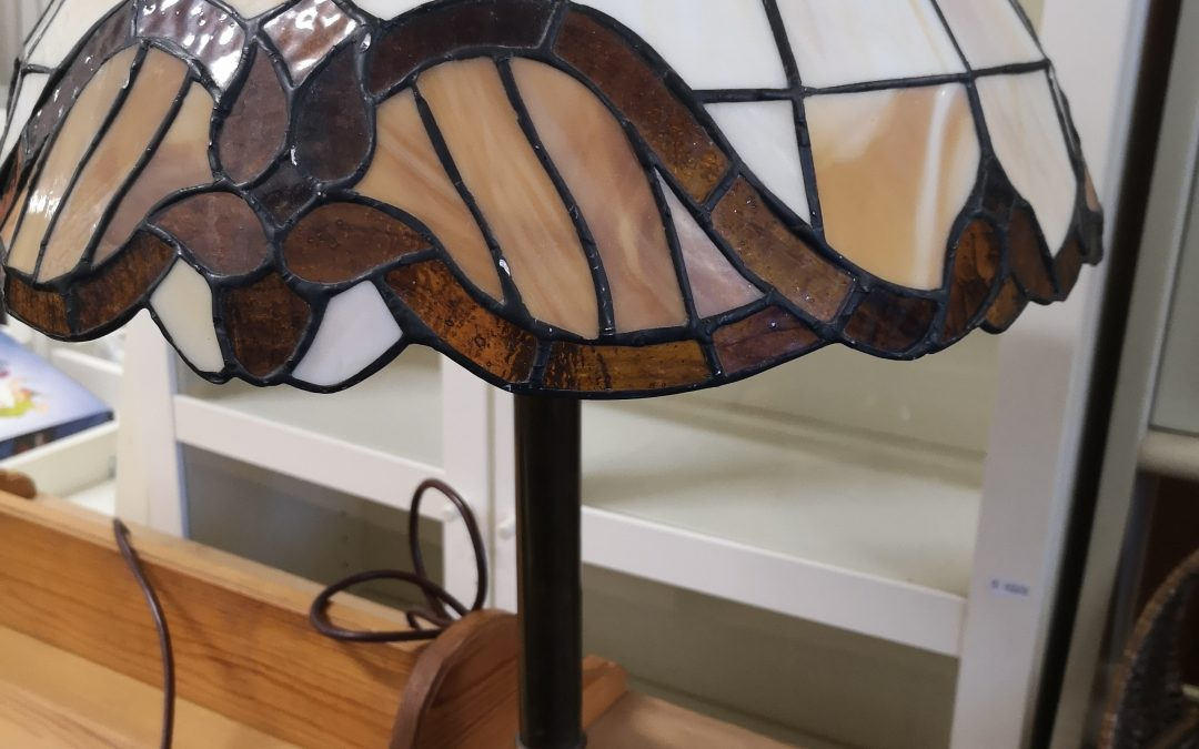 Tiffany lampe wunderschön 59€